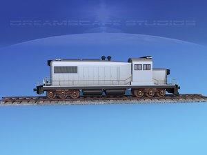 diesel train locomotive model