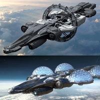 The Endeavor (Star Citizen -MISC) - Spaceship