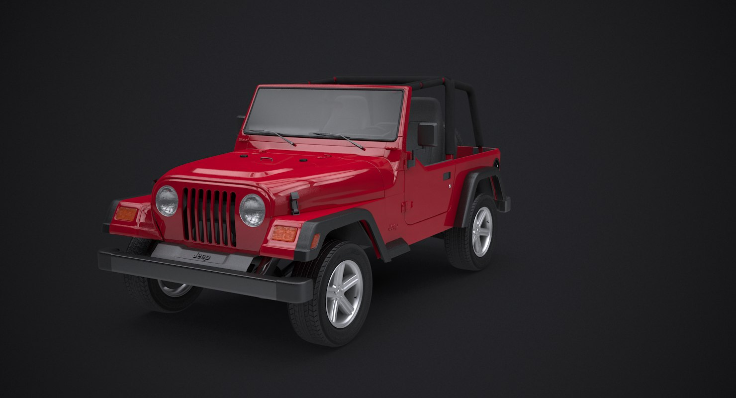 Jeep Wrangler TJ Open
