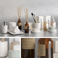 3D bathroom accessories 2