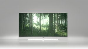 tv screen model