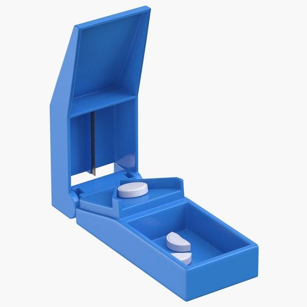 pill splitter model