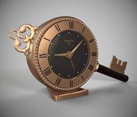 3D model swiza clock