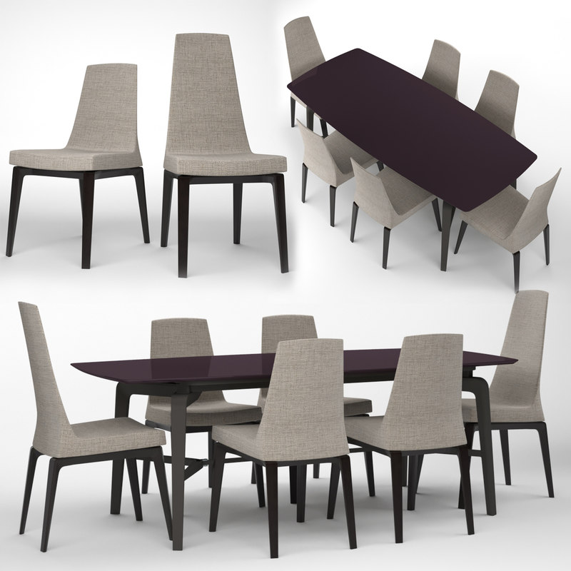 giorgetti ala chair blade model