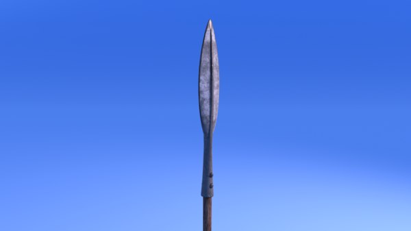 3D spear - rig