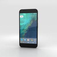 3D google pixel c model