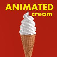 animated ice cream