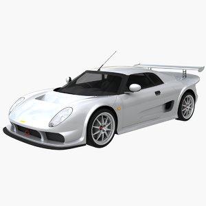 3D noble m12 gto-3r model