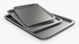 baking sheet pan model