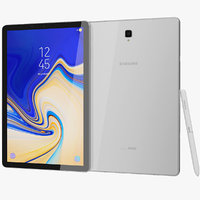Samsung Galaxy Tab S4 with S Pen Gray