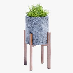 berlin concrete 3D model