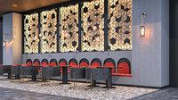 Corona Scene Cafe Bistro Design