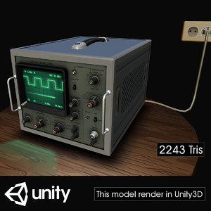 3D model electronic instrumentation games