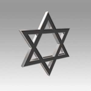 david star 3D model