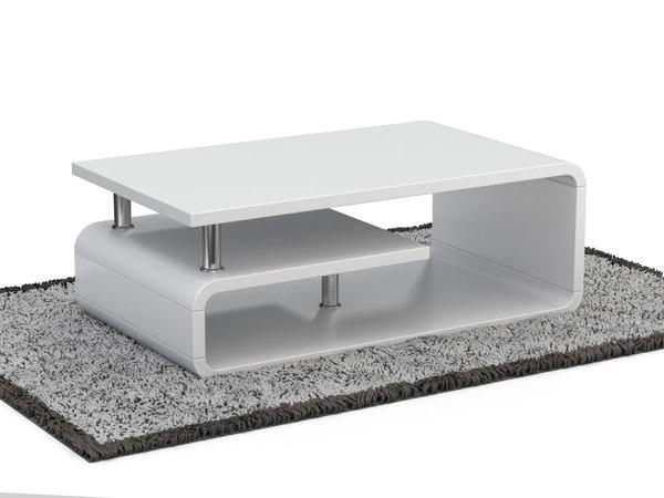 carpet wood table 3D model