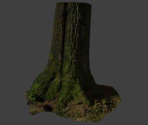 3D tree stam