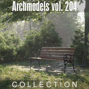 archmodels vol 204 3D model