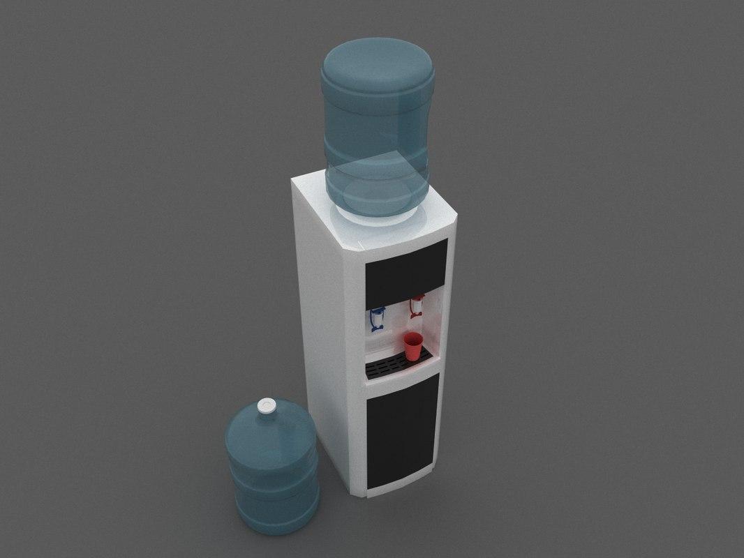 water cooler model