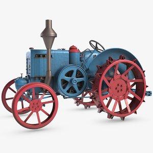 tractor lanz bulldog 1 model