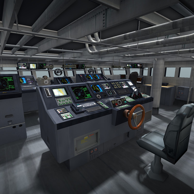arleigh destroyer 3D model