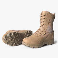 3D blackhawk warrior boots
