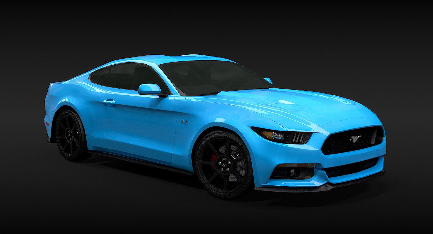 Mustang Gt 2017
