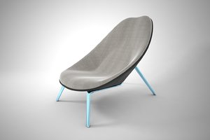 furnishings furniture chair 3D