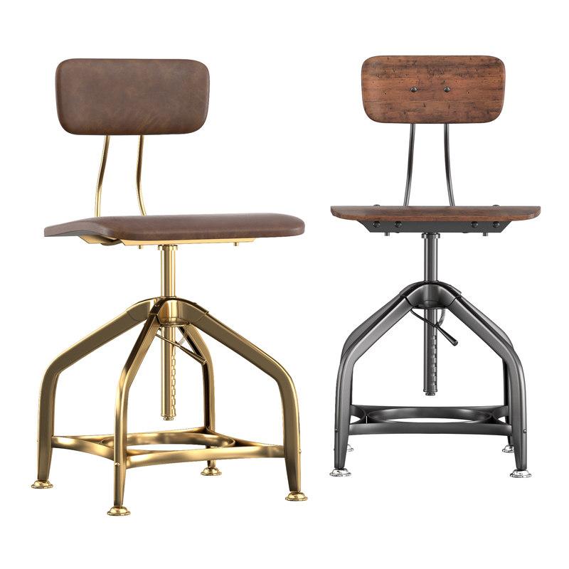 3D chair toledo