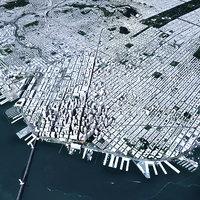 3D model san francisco city