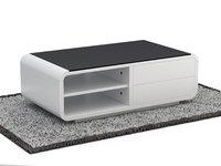 carpet wood table 3D