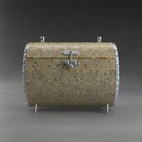 3D jewery box makeup handbag