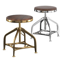 stool toledo 3D model