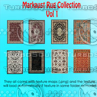 Rug Collection Vol1