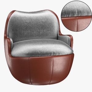 3D armchair ball