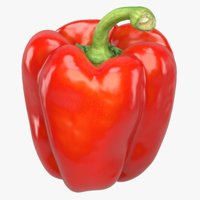 Bell Pepper Red