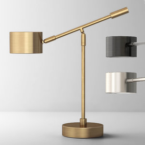 3D barlow table lamp