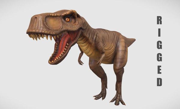 nature animal dinosaur model