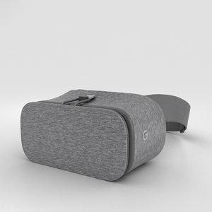google daydream view model
