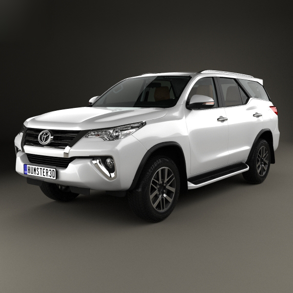 Toyota 2016 Models >> Toyota Fortuner With Hq Interior 2016