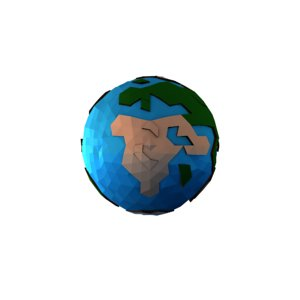 3D earth planet science