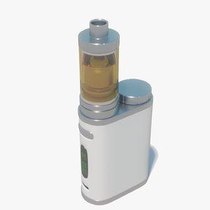 3D electronic cigar