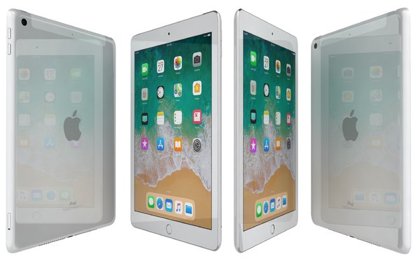 apple ipad 9 7 3D