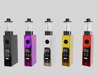 3D e cigarette e-cigarette model