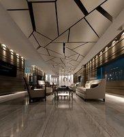 hall lobby model