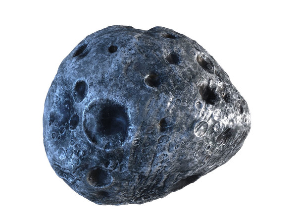 3D asteroid hd