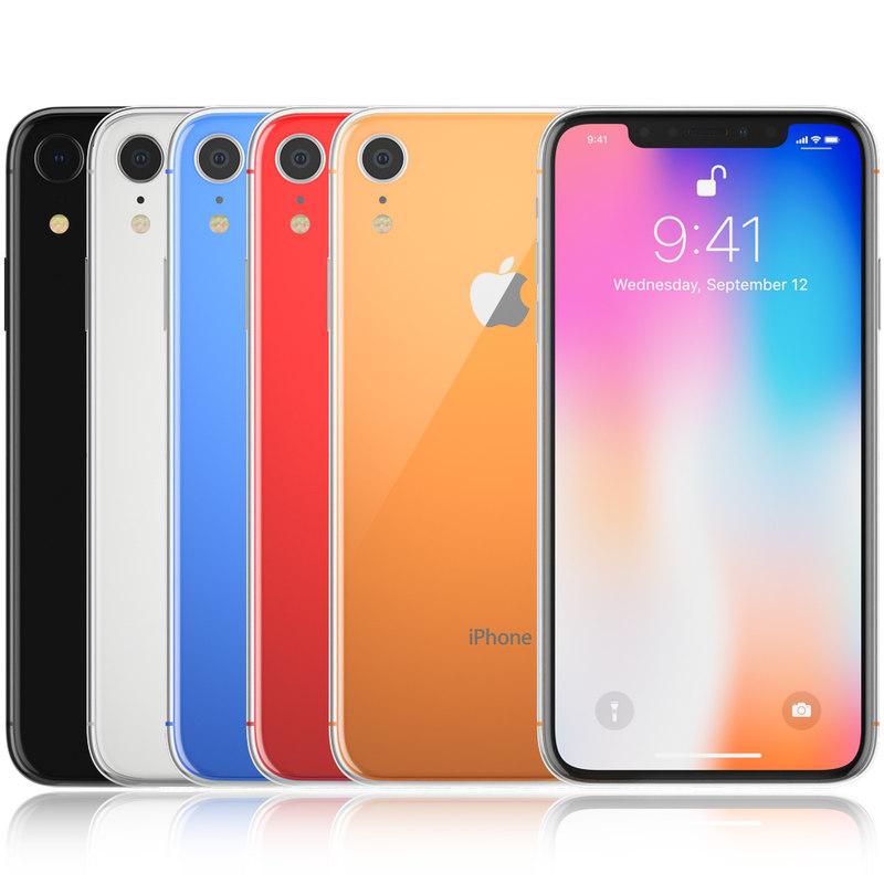 apple iphone 9 colors model