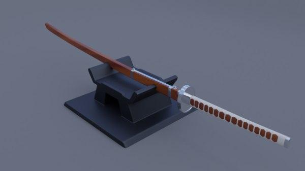 3D miao dao long model