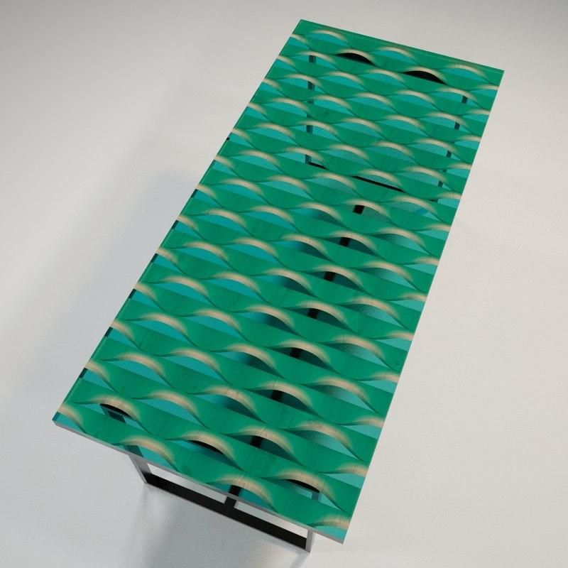 table cnc model