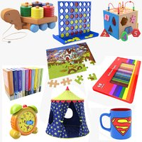 kids stuff toy 3D