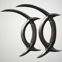 Deer Horn Blade